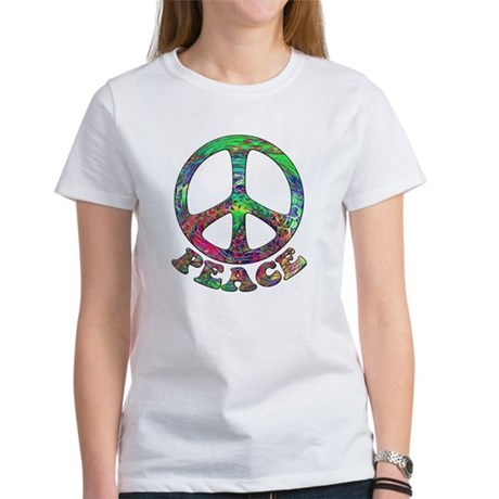 Swirling Peace Women's T-Shirt