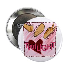 "Twilight Rock Paper Scissors 2.25"" Button (10 pack"