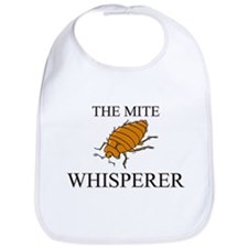 The Mite Whisperer Bib