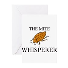 The Mite Whisperer Greeting Cards (Pk of 10)