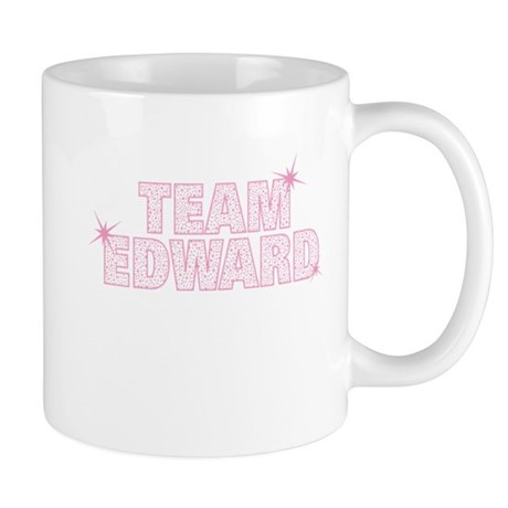 Team Edward (sparkly) Mug