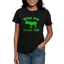 kiss my green ass Tee