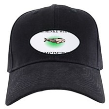 The Minke Whale Whisperer Baseball Hat