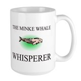 The Minke Whale Whisperer Mug