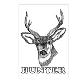 Deer Hunter Postcards (Package of 8)