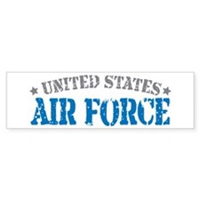 United States Air Force Bumper Sticker (10 pk)