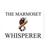 The Marmoset Whisperer Postcards (Package of 8)