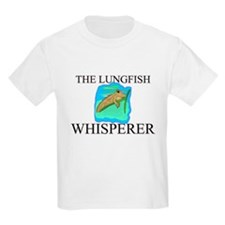 The Lungfish Whisperer Kids Light T-Shirt