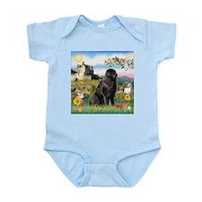 Castle (E) & Newfie Infant Bodysuit