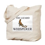 The Lizard Whisperer Tote Bag