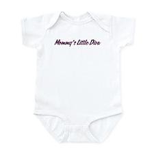 Mommy's little Diva Infant Bodysuit