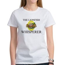 The Lionfish Whisperer Tee
