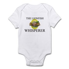 The Lionfish Whisperer Infant Bodysuit