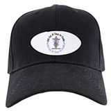 With God Cross PROSCANC Baseball Cap