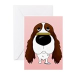 Springer Valentine's Day Greeting Cards (Pk of 10)