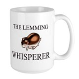 The Lemming Whisperer Mug