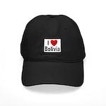 I Love Bolivia Black Cap