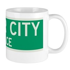 Tudor City Place in NY Mug