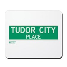 Tudor City Place in NY Mousepad