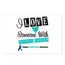 ThyroidCancerSupport Postcards (Package of 8)