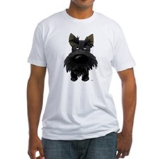 Big Nose/Butt Scottie Shirt