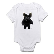 Big Nose Scottie Infant Bodysuit