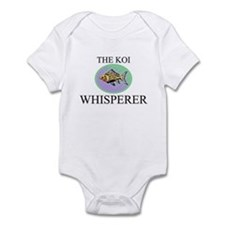 The Koi Whisperer Infant Bodysuit