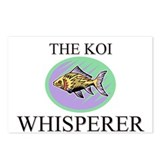 The Koi Whisperer Postcards (Package of 8)