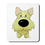 Big Nose Cairn Mousepad