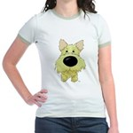 Big Nose/Butt Cairn Jr. Ringer T-Shirt