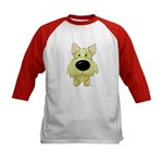 Big Nose/Butt Cairn Kids Baseball Jersey
