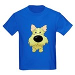 Big Nose Cairn Kids Dark T-Shirt