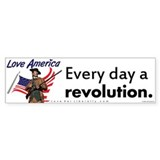 Every day a revolution.