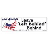 Leave 'Left Behind' behind.