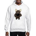 Big Nose/Butt Cairn Hooded Sweatshirt