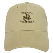 The Iguana Whisperer Baseball Cap