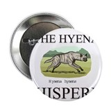 "The Hyena Whisperer 2.25"" Button (10 pack)"