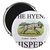 The Hyena Whisperer Magnet
