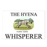 The Hyena Whisperer Postcards (Package of 8)