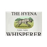 The Hyena Whisperer Rectangle Magnet (10 pack)