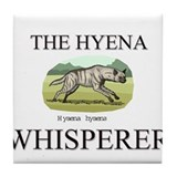 The Hyena Whisperer Tile Coaster