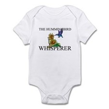 The Hummingbird Whisperer Infant Bodysuit