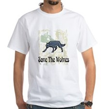 Save The Wolves Shirt