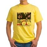 Good Investment Yellow T-Shirt