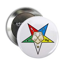 "OES Treasurer 2.25"" Button (100 pack)"