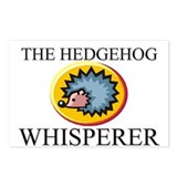 The Hedgehog Whisperer Postcards (Package of 8)