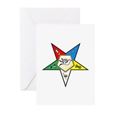 OES Warder Greeting Cards (Pk of 10)