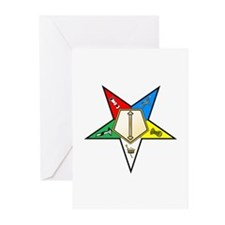 OES Associate Conductress Greeting Cards (Pk of 20