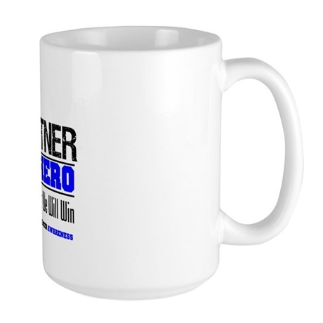 ColonCancerHero Partner Large Mug