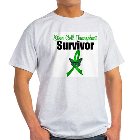 SCT Survivor Ribbon Light T-Shirt